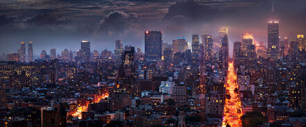 David Drebin, 'Blazing City', 2013