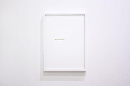 Takahiro Kudo, 'Untitled (Méthode de standardisation)', 2015