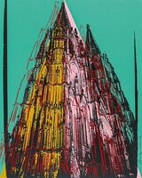 Andy Warhol, 'Cologne Cathedral', 1985