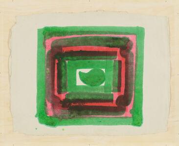 Howard Hodgkin, 'Mango', 1978