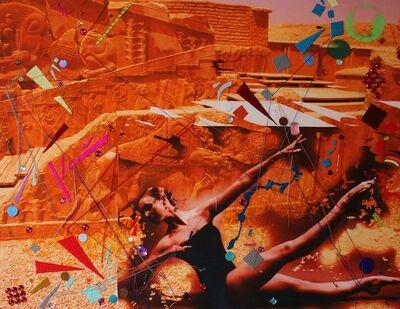 Farhad Ahrarnia, 'Stage on Fire No2 ', 2011/12