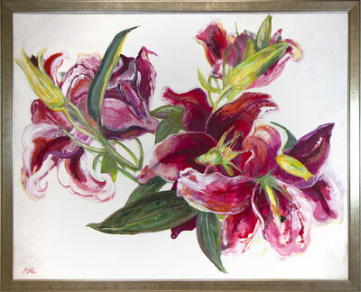 Marion Pike, 'Floral IV', ca. 1979