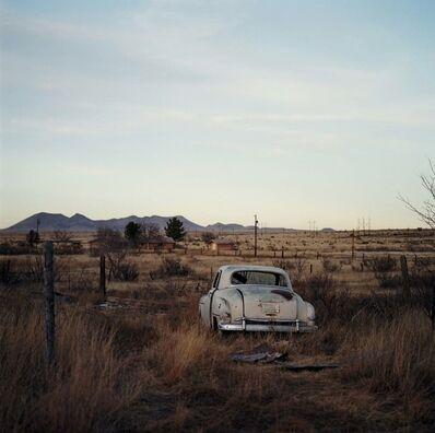 Allison V. Smith, 'Broken Down, Marfa, Texas', 2010