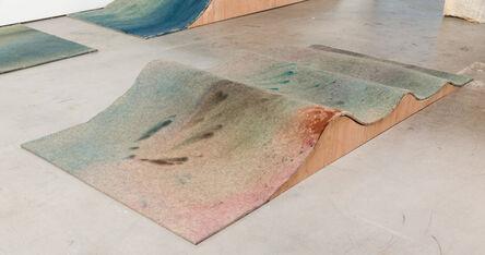 Phillip Zach, 'wave (whirl)', 2014
