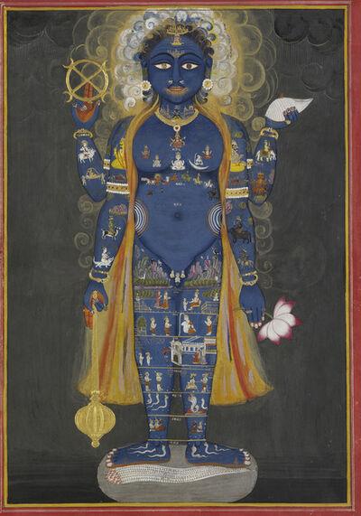 'Vishnu Vishvarupa', 1800-1820