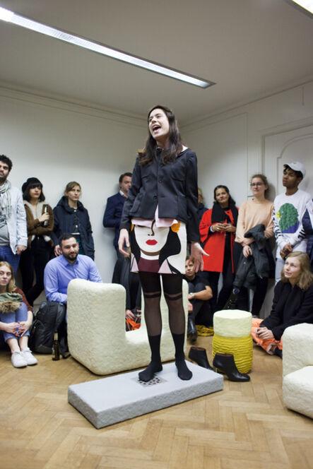 Nora Turato, 'Performance', 2015
