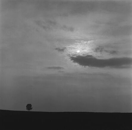 George Tice, 'Landscape at Sunrise, Lancaster, PA', 1965