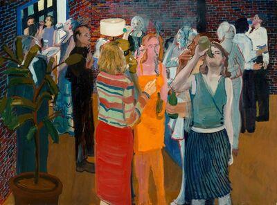 Ezra Johnson, 'Drinking & Smoking', 2004