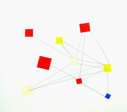 Galia Eibenschutz, 'Prototipos de movimiento con props (2)', 2016
