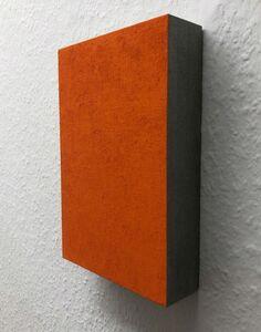 Alfonso Fratteggiani Bianchi, 'Untitled (arancio)', 2015