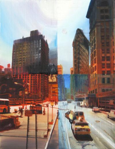 Jacob Brostrup, 'City Rhymes Il', 2013