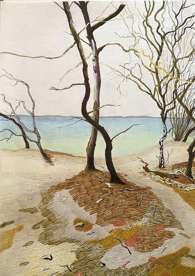Per Adolfsen, 'The Two Trees', 2021