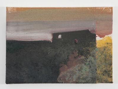 Merlin James, 'A Building', 2001-2006