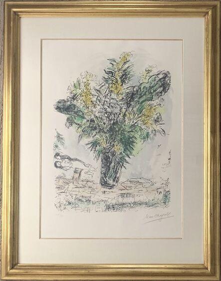 Marc Chagall, 'Mimosas', 1968