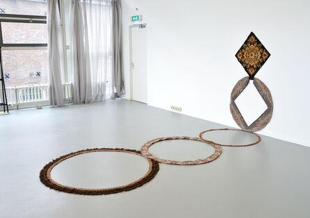 Oscar Abraham Pabon, 'The Origin of the Circle', 2014