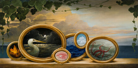 Kevin Sloan, 'Six Views of The Sea', 2020