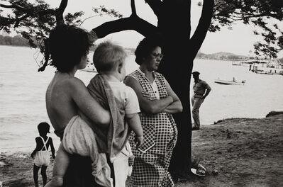 Robert Frank, ''Detroit, Belle Isle''