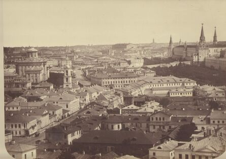 Scherer and Nabholz, 'Moscow, Russia', ca. 1860