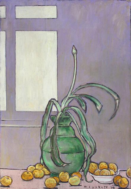 Joseph Plaskett, 'Vatheima, Apples & Window'