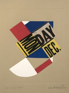 Ivan Chermayeff, 'Monday', 2004