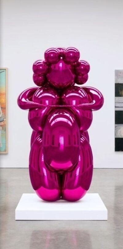 Jeff Koons, 'Balloon Venus (Magenta)', 2008-2012