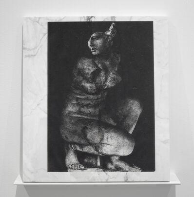 Shaun O'Dell, 'Crouching Aphrodite', 2014