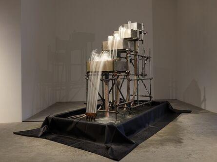 Olafur Eliasson, 'Reversed waterfall', 1998