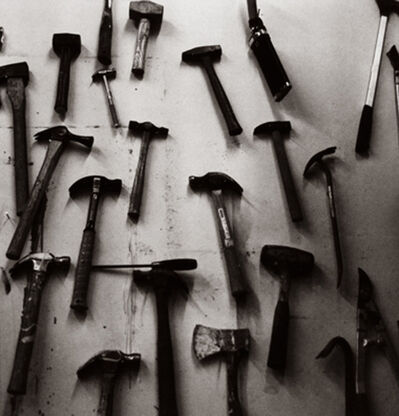 Jim Dine, 'Small Hammer Study', 2002