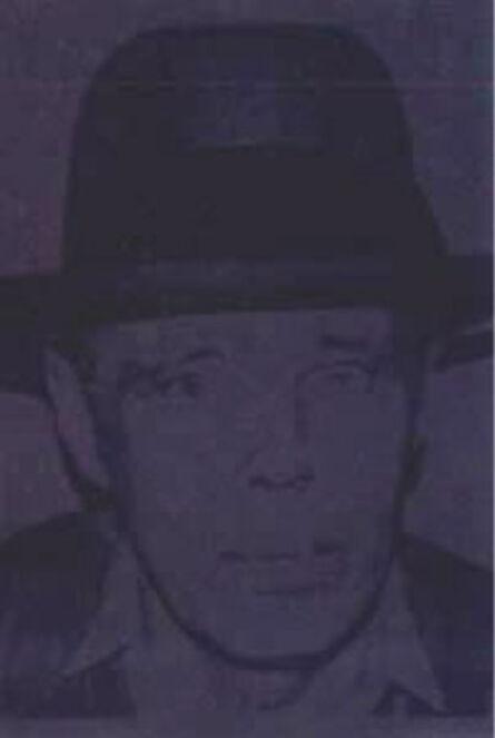 Andy Warhol, 'Joseph Beuys II.246', 1980