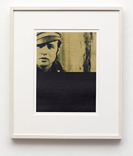 Frank Gerritz, 'Portrait (Marlon)', 2013