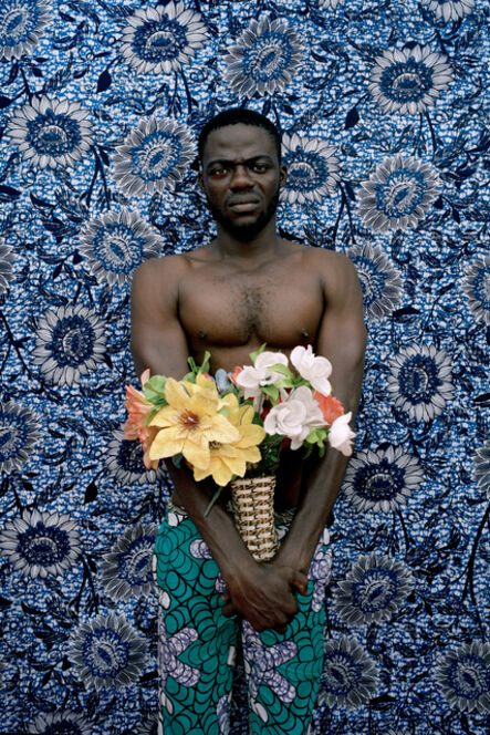 Leonce Raphael Agbodjelou, 'Musclemen series', 2012