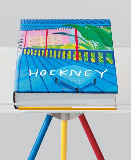 David Hockney, 'David Hockney: A Bigger Book', 2016