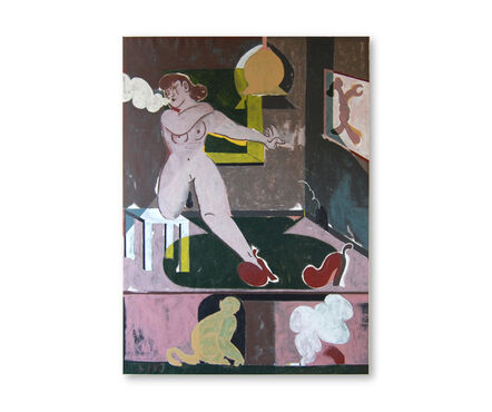 Mike S Redmond, 'The Gas From Her Shoes', 2018