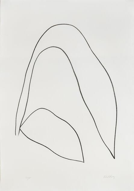 Ellsworth Kelly, 'Leaves', 1965-66