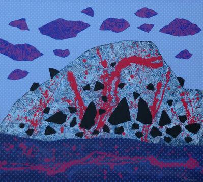 LUKSA PEKO, 'Deep Blue', 2013