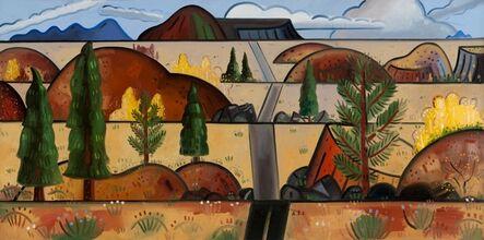 Richard Thompson, 'Road Through the Desert'