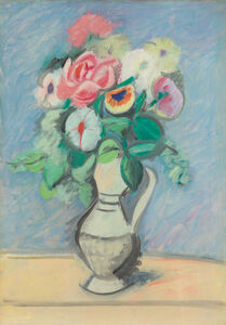 Arshile Gorky, 'Flowers in a Pitcher', ca. 1939