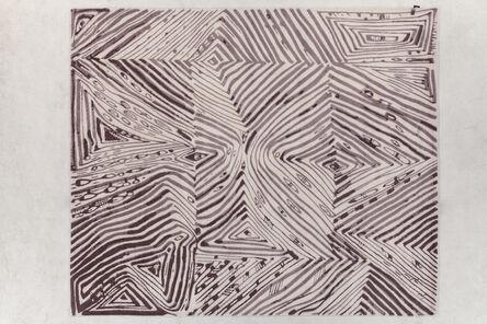 Thaddeus Wolfe, ''Patterned Carpet' ', 2017