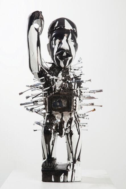 Kendell Geers, 'Mutus Liber (Fetish) 7829', 2009