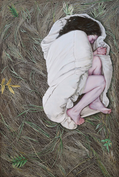 Cheney Lansard, 'The White Blanket', ca. 2020