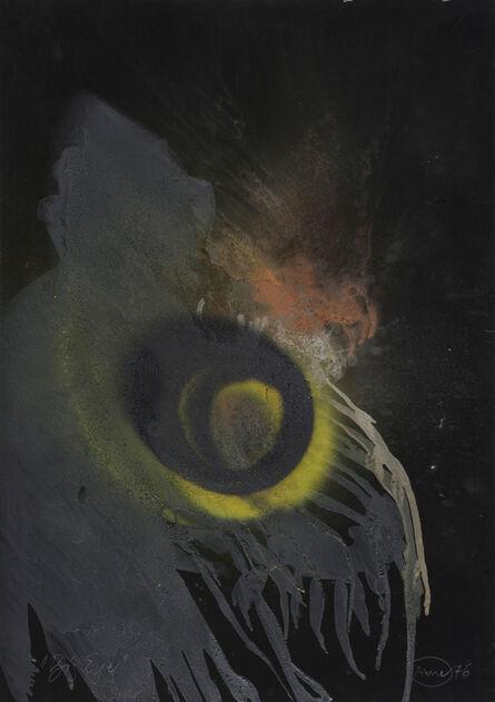 Otto Piene, 'Big Eye', 1974