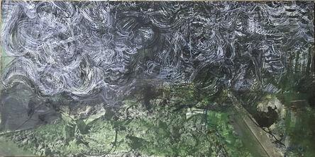 Nachume Miller, 'Green Landscape', 1989