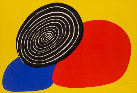 Alexander Calder, 'Les Trois Oeufs', 1974