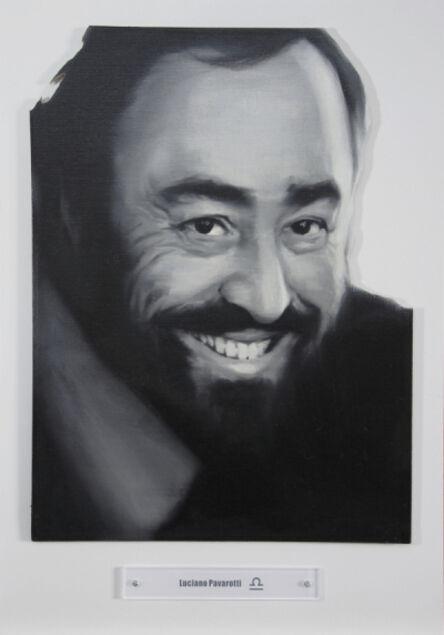 Yao Peng 姚朋, 'Nothing Better- Luciano Pavarotti ', 2015