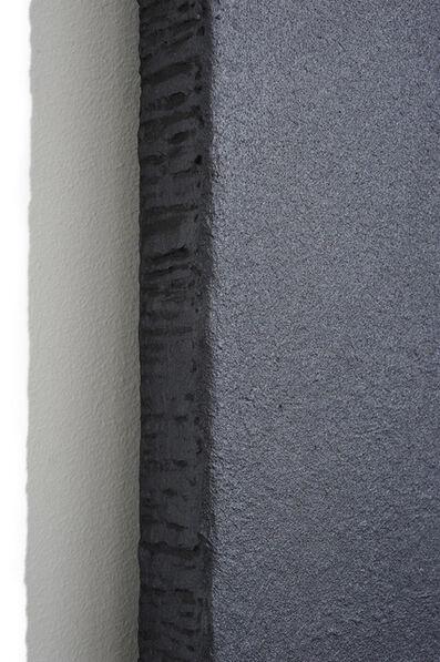 Brian Blanchflower, 'Detail - Magalith (graphite grey)', 2011-2012