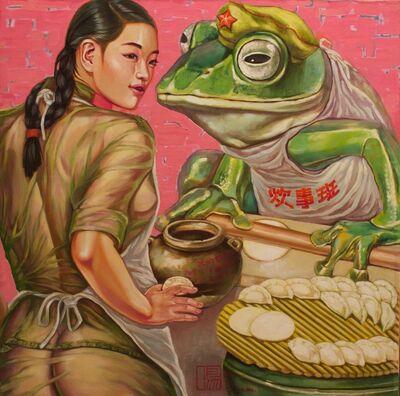 Hu Ming, 'Dumplings', 2013