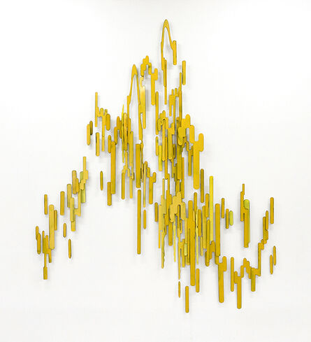 Katy Stone, 'Yellow Current (Winter Willow) Ed. 2'