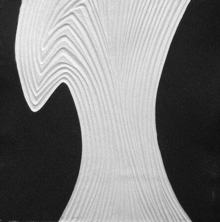 Bernard Alligand, 'Volcan 2 - aquaprint on heavy handmade paper', 2017