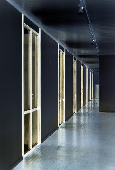 Jason Oddy, 'Corridor I, Imagem Secundária (Ghost House), Brasilia, Brazil', 2017