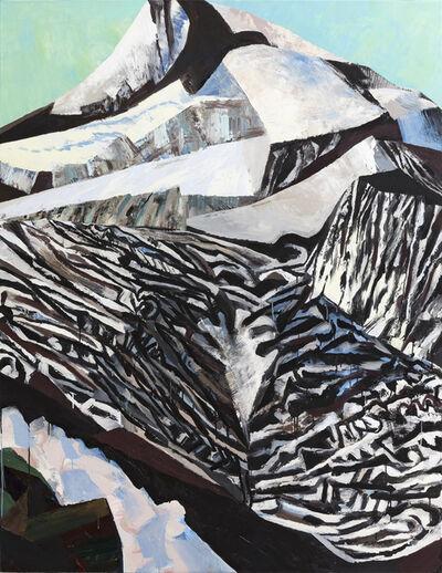 Lucinda Parker, 'The Toe of Eliot Glacier', 2017